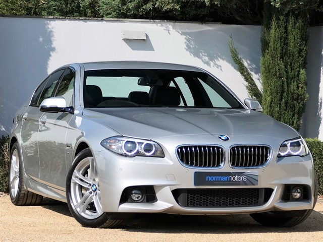 used BMW 530d M SPORT