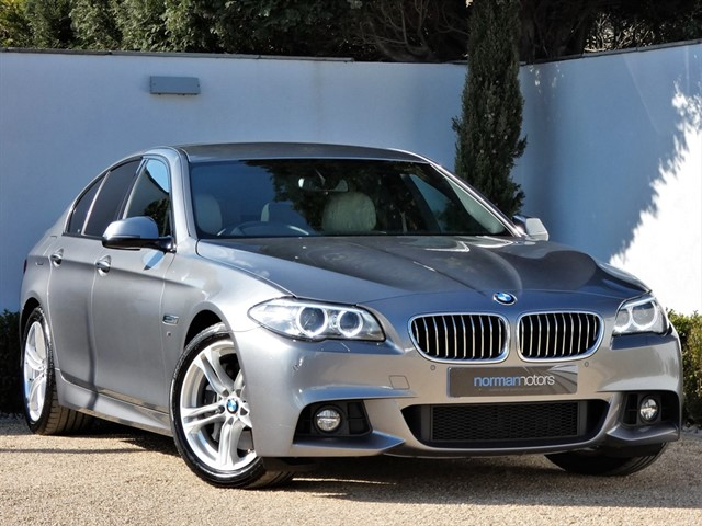 used BMW 530d M SPORT
