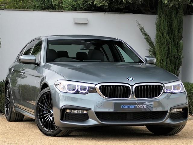 used BMW 540i XDRIVE M SPORT