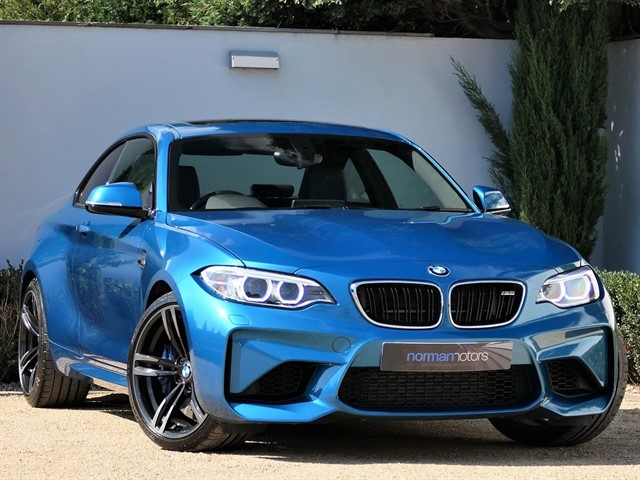 used BMW M2 3.0 DCT
