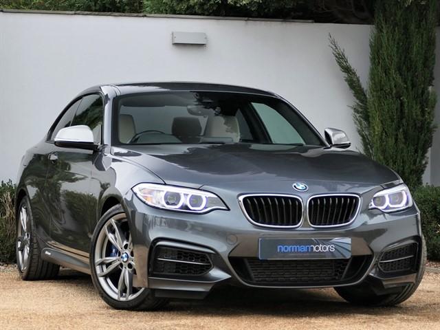used BMW M235i
