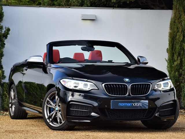 used BMW M240i CONVERTIBLE