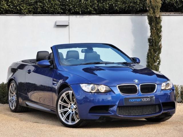 used BMW M3 Convertible E92 V8
