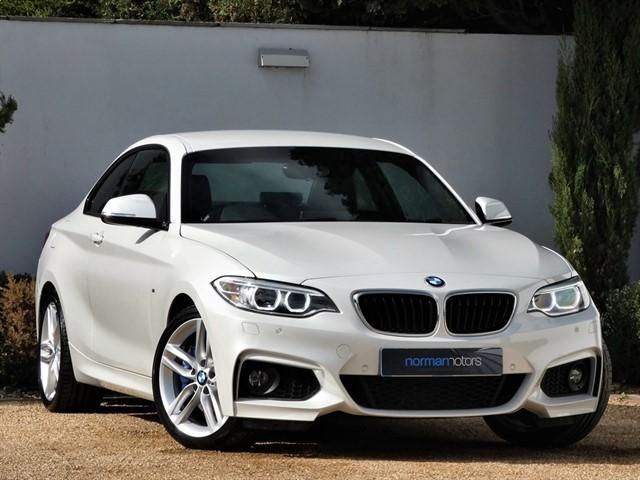 used BMW 230i M SPORT
