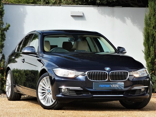 used BMW 320i LUXURY XDRIVE