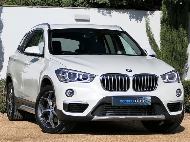 used BMW X1 SDRIVE20I XLINE