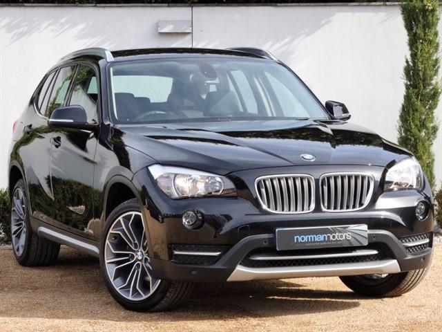 used BMW X1 XDRIVE20D XLINE