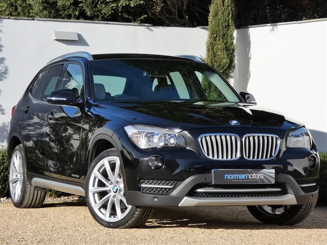 used BMW X1 25D SE TSI