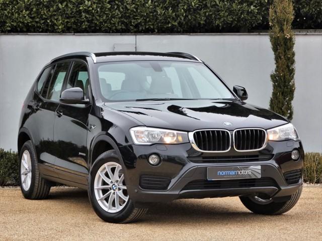 used BMW X3 XDRIVE20D SE