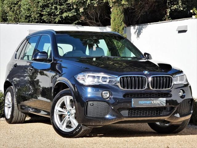 used BMW X5 XDRIVE30D M SPORT
