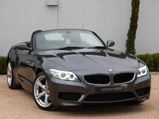 used BMW Z4 SDRIVE18I M SPORT ROADSTER