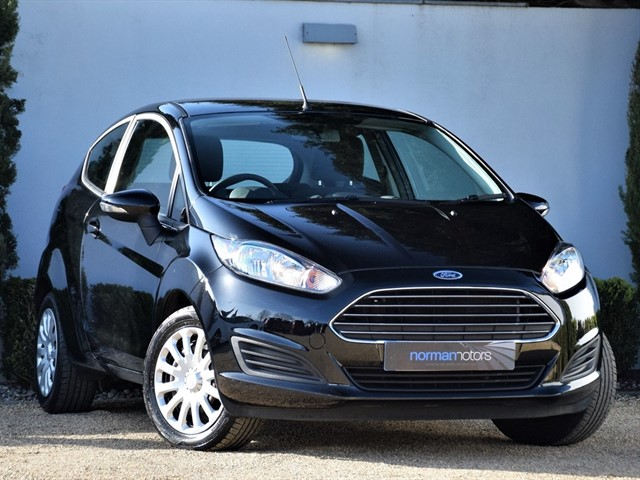 used Ford Fiesta STYLE