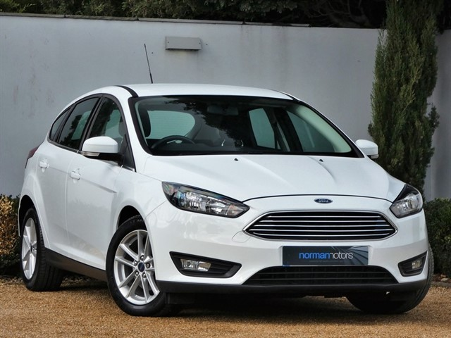 used Ford Focus ECOBOOST ZETEC