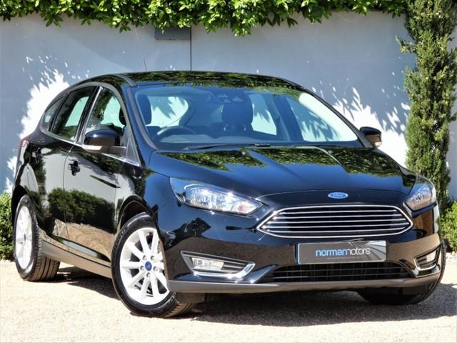 used Ford Focus TITANIUM