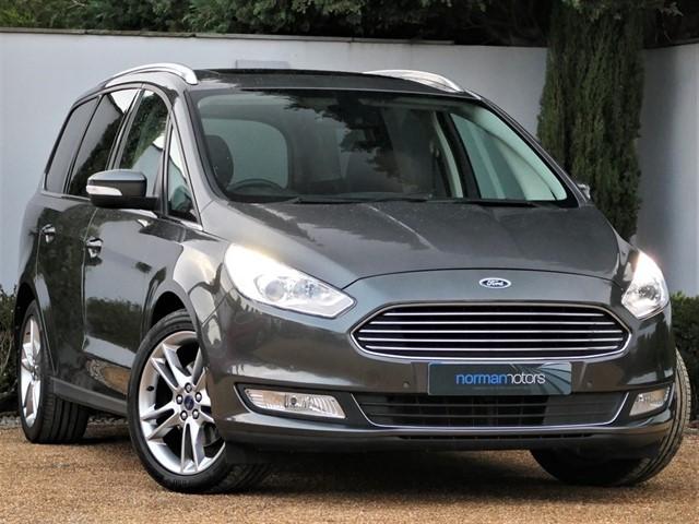 used Ford Galaxy TITANIUM X TDCI