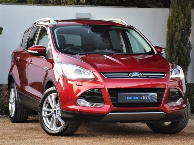 used Ford Kuga TITANIUM X TDCI