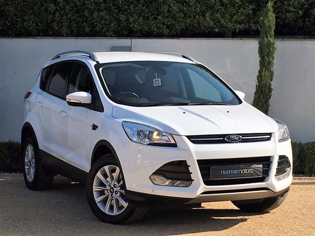 used Ford Kuga TITANIUM TDCI