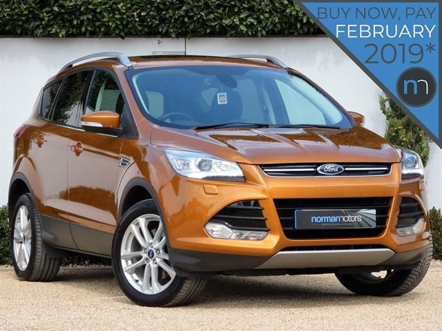 used Ford Kuga TITANIUM X TDCI AWD