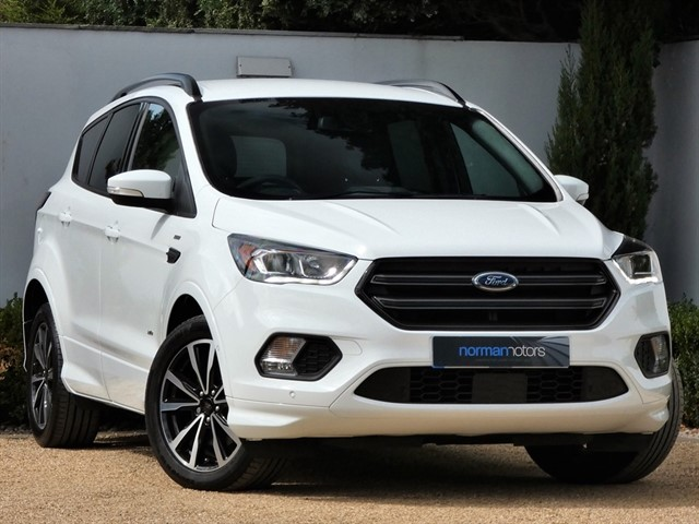 used Ford Kuga ST-LINE TDCI
