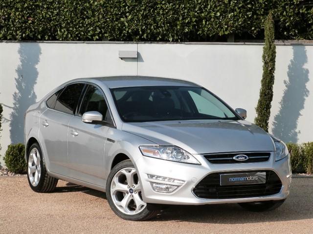 used Ford Mondeo TITANIUM X TDCI