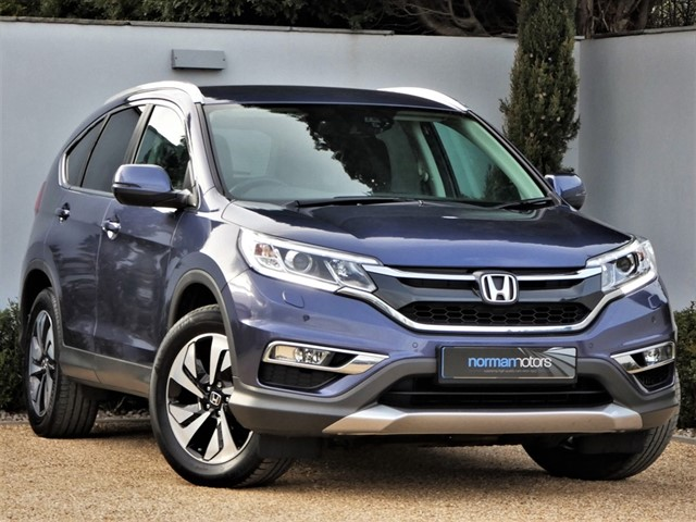 used Honda CR-V I-DTEC SR