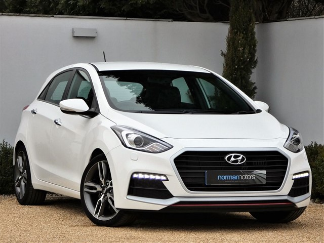 used Hyundai i30 Turbo 1.6 T-GDi