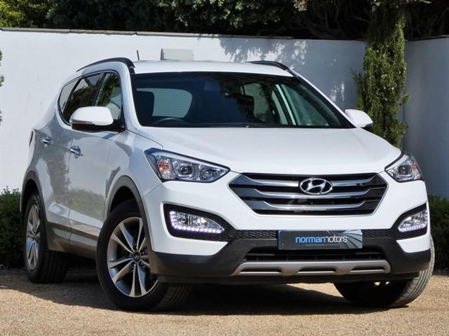 used Hyundai Santa Fe CRDI PREMIUM