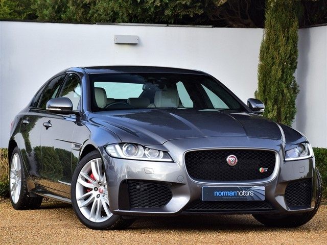 used Jaguar XF V6 S