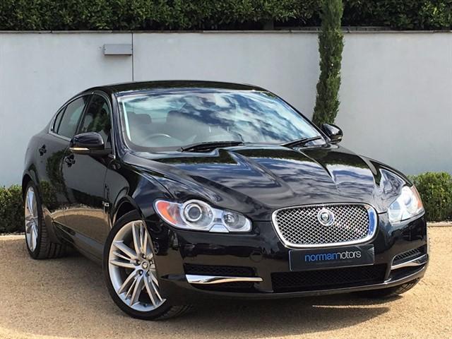 used Jaguar XF V6 PORTFOLIO
