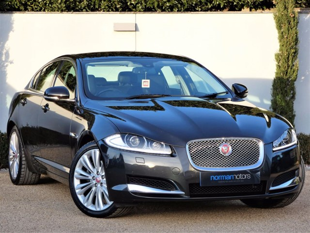 used Jaguar XF D V6 PREMIUM LUXURY
