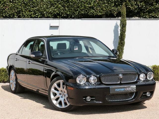 used Jaguar XJ SOVEREIGN V6