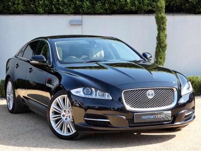 used Jaguar XJ D V6 PORTFOLIO SWB
