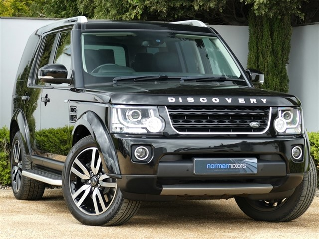 used Land Rover Discovery SDV6 LANDMARK