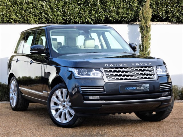 used Land Rover Range Rover SDV8 VOGUE SE