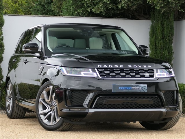 used Land Rover Range Rover Sport SDV6 HSE