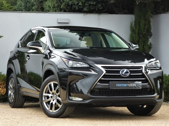 used Lexus NX 300h LUXURY