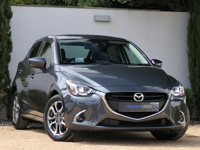 used Mazda Mazda2 1.5 SKYACTIV-G GT
