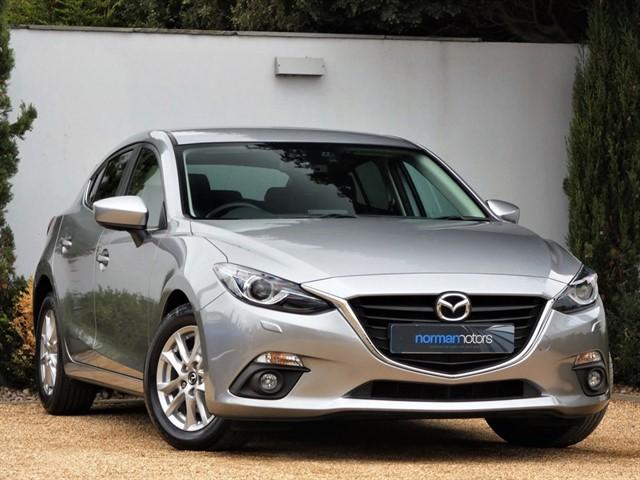 used Mazda Mazda3 SE-L NAV