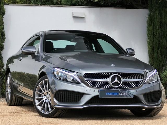 used Mercedes C250 D 4MATIC AMG LINE PREMIUM PLUS