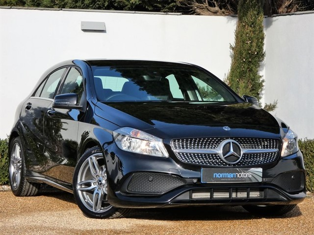used Mercedes A160 A-CLASS A 160 AMG LINE