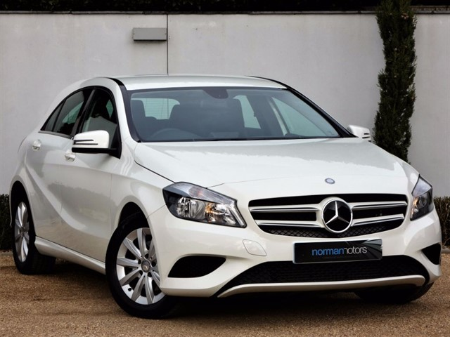 used Mercedes A180 BLUEEFFICIENCY SE