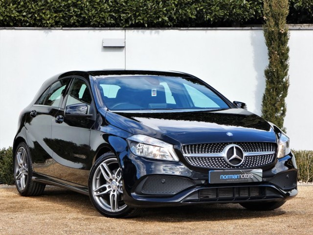 used Mercedes A200 A-CLASS A 200 D AMG LINE