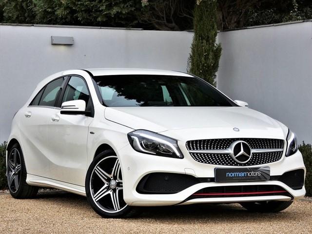 used Mercedes A250 AMG