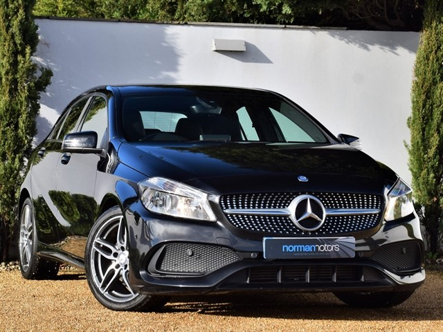 used Mercedes A180 AMG LINE EXECUTIVE