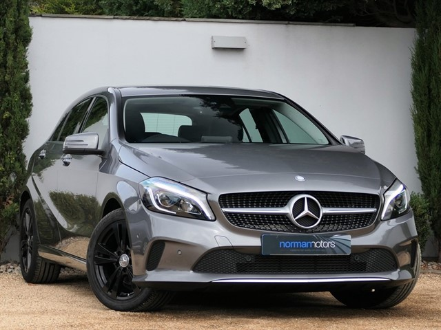 used Mercedes A180 D SPORT PREMIUM
