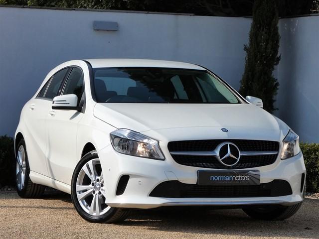 used Mercedes A180 D SPORT EXECUTIVE