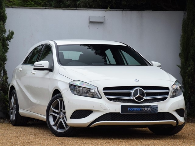used Mercedes A200 BLUEEFFICIENCY SPORT