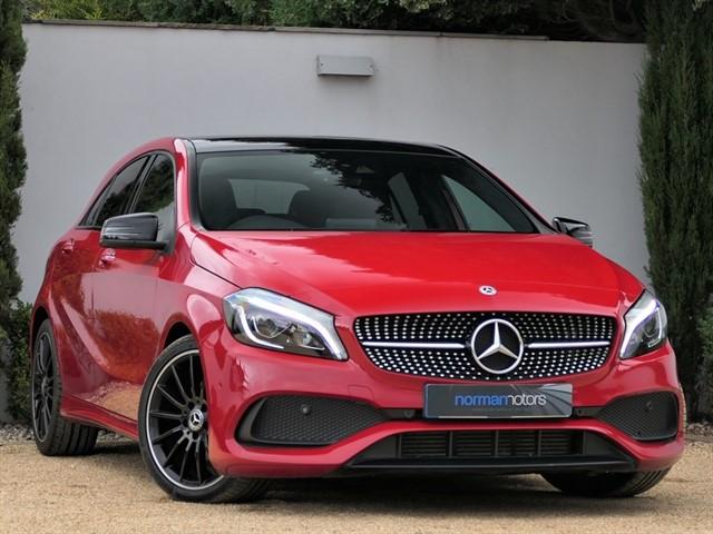 used Mercedes A200 D AMG LINE PREMIUM PLUS