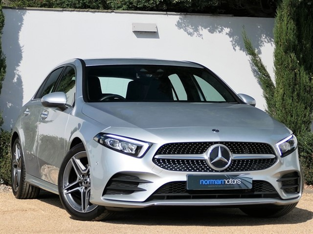 used Mercedes A200 AMG Line (Premium) 7G-DCT