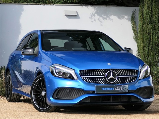 used Mercedes A200 AMG Line (Premium Plus)